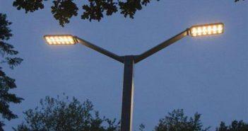 вуличне освітлення ліхтарі вуличні стовпи лампи