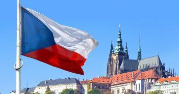 Чехія прапор