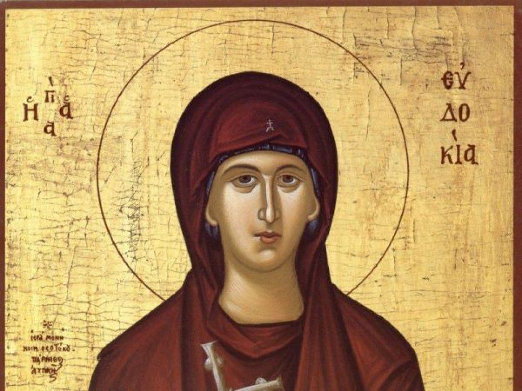 30 травня — Євдокія Свистунія: історія, традиції та прикмети