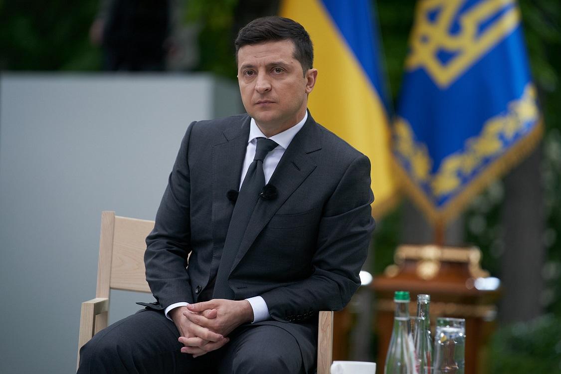 Я нічого поганого не роблю. Що говорив Зеленський журналістам. Головне | То є Львів.