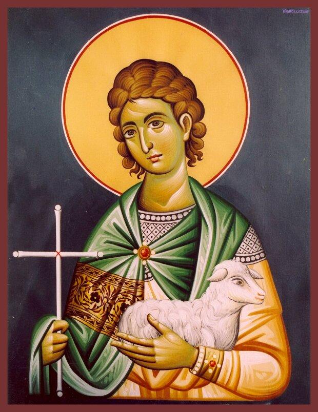 15 вересня День святої родини — Мамонта і його батьків Руфіни і Федота