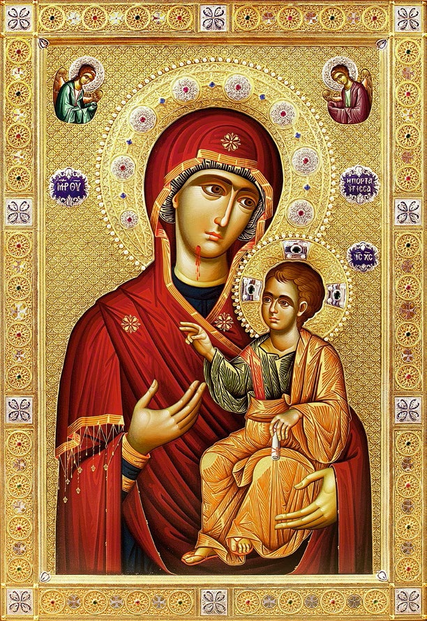26 жовтня - День Іверської ікони Божої Матері