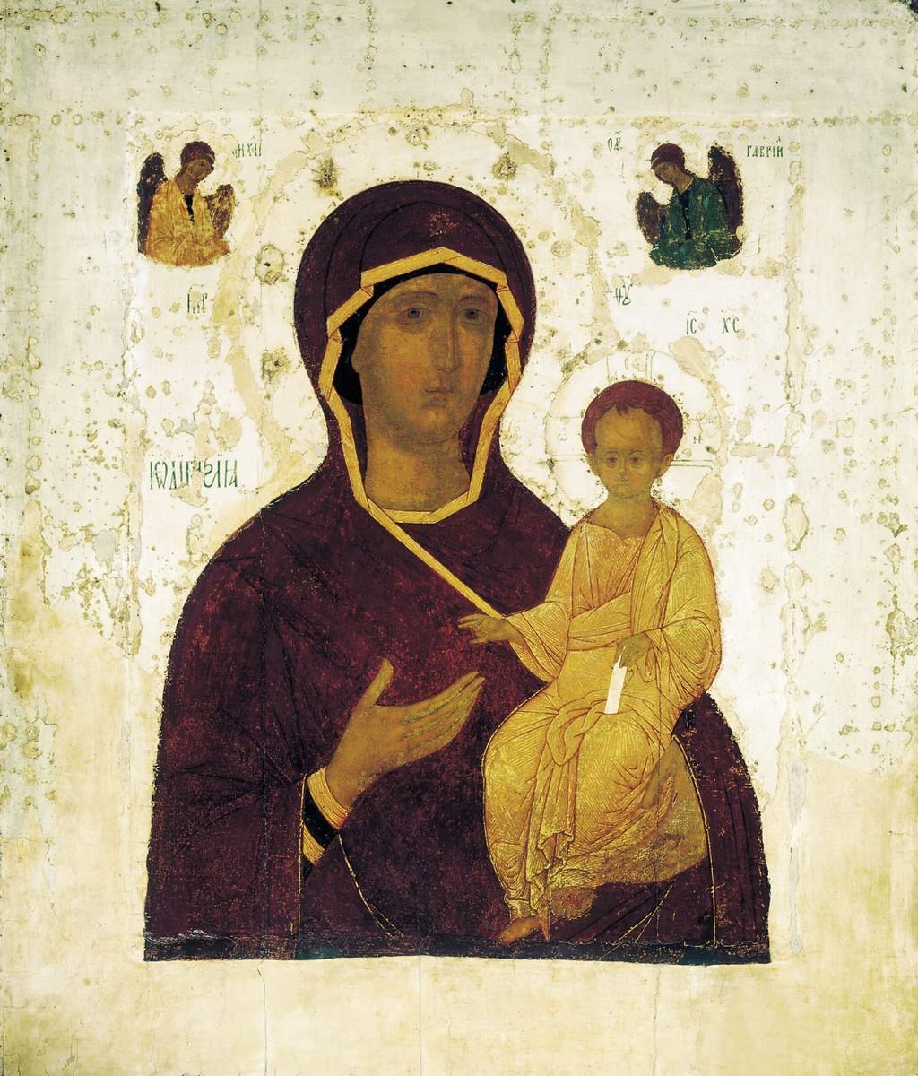 Смоленська ікона Божої Матері (Шуйська)